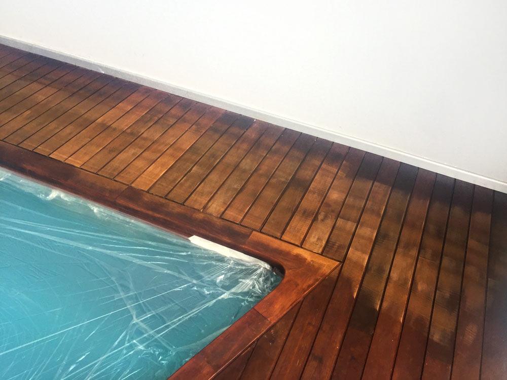 muebles a medida para piscinas