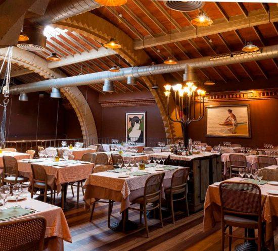 Proyecto de ebanistería y decoración para Restaurante Matilda