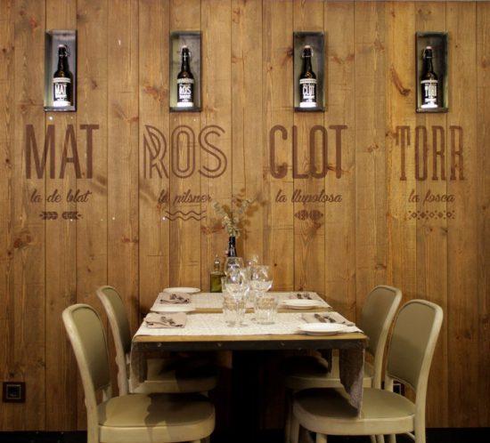 Carpintería en madera diseño restaurantes oficinas y espacios comerciales