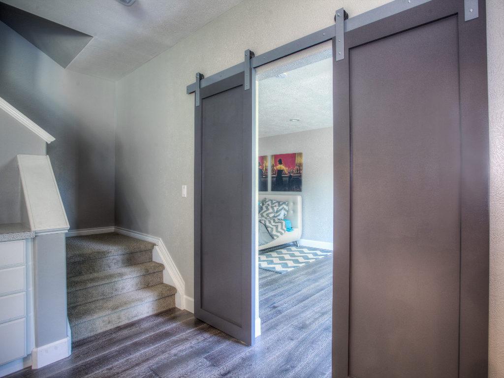 puertas correderas de carpinteria según el sistema de guías